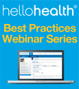 The Hello Health Best Practices Webinar Series